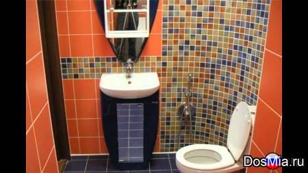Ремонт ванной, санузла под ключ.
