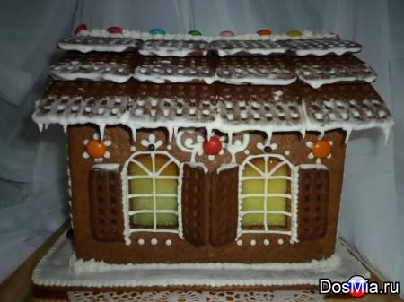 Имбирные пряники и домики, капкейки, торты на заказ.