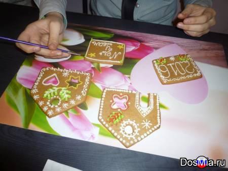 Мастер-классы по росписи пряников для детей и взрослых