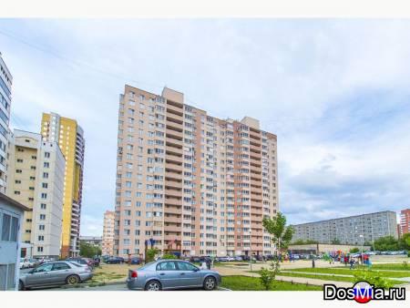 Продажа трёхкомнатной квартиры в Пионерском посёлке Екатеринбурга
