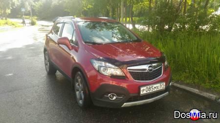 Продам Opel Mokka внедорожник (5 дв.) 1.8 4WD (140 л.с.)