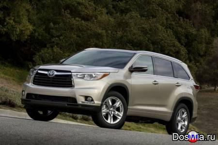 Продам Toyota Highlander внедорожник (5 дв.) V6 3.5 (249 л.с.)