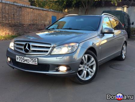 Продам Mercedes-Benz C универсал (5 дв.) 180 Kompressor (156 л.с.)