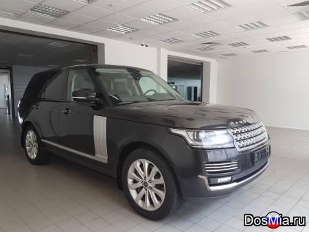 Продам Land Rover Range Rover внедорожник (5 дв.) 4.4 TD V8 4WD (339 л.с.)