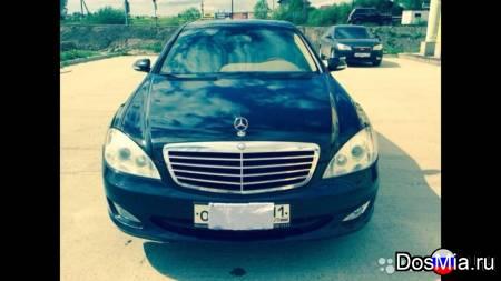 Продам Mercedes-Benz S седан (4 дв.) 350 long 4MATIC (272 л.с.)
