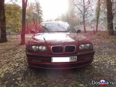 Продам BMW 3 Series седан (4 дв.) BMW 318i (118 л.с.)