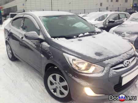 Продам Hyundai Solaris седан (4 дв.) 1.6 (123 л.с.)