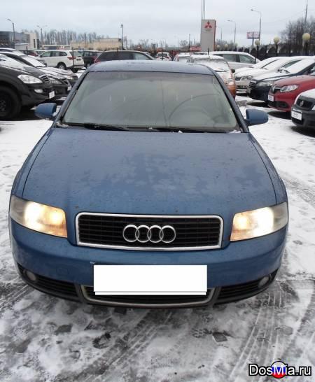 Продам Audi A4 седан (4 дв.) 1.8 T (150 л.с.)