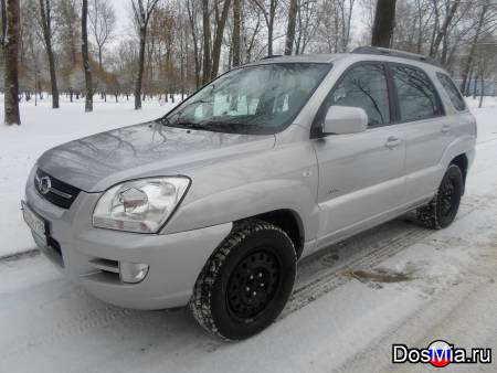 Продам Kia Sportage внедорожник (5 дв.) 2.0 4WD (141 л.с.)