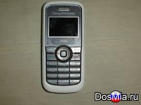 Sony Ericcson J100i