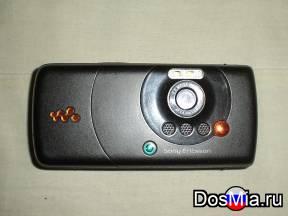Sony Ericsson W810i полностью рабочий