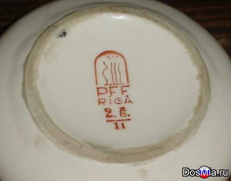 Тарелка в хорошем состоянии