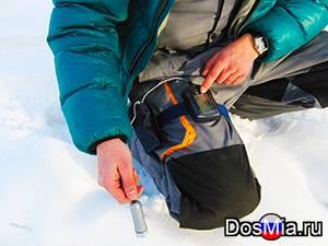 Эхолот Практик ЭР 6 Pro для зимней и летней рыбалки