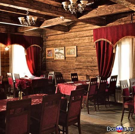 Уютный ресторан радушно примет у себя гостей