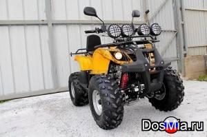 Квадроцикл Yamaha Grizzly 125