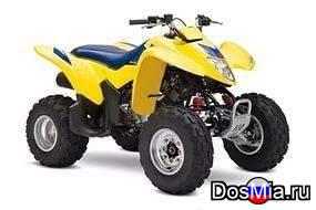 Suzuki QuadSport Z250