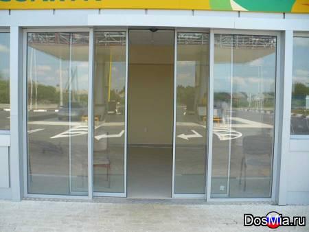 Автоматические ворота двери изготовление, монтаж, ремонт.