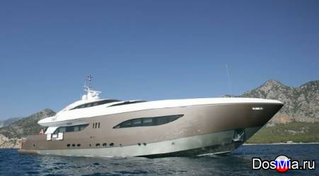 Tamsen Yacht, 2009 Франция.