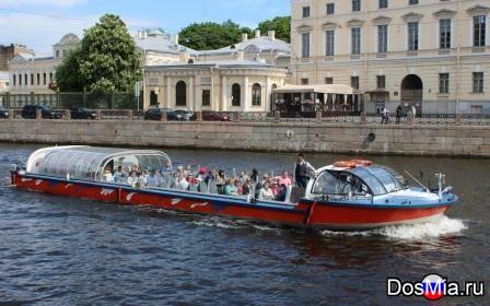 Отдых в Санкт-Петербурге. Водные экскурсии и прогулки.