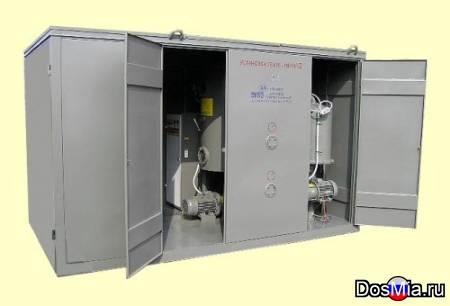 Установки для обработки трансформаторного масла УВМ 10-10, УВМ 10-3.