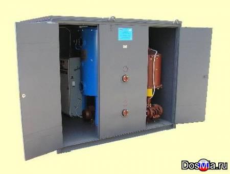 Установки для дегазации, азотирования, сушки, нагрева и фильтрации.