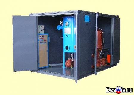 Комплексные установки для обработки трансформаторного масла и изоляции