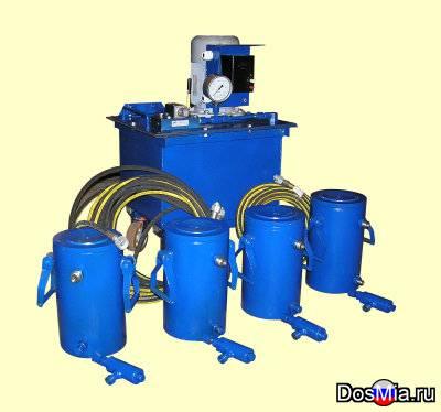 Устройства для монтажа силовых трансформаторов