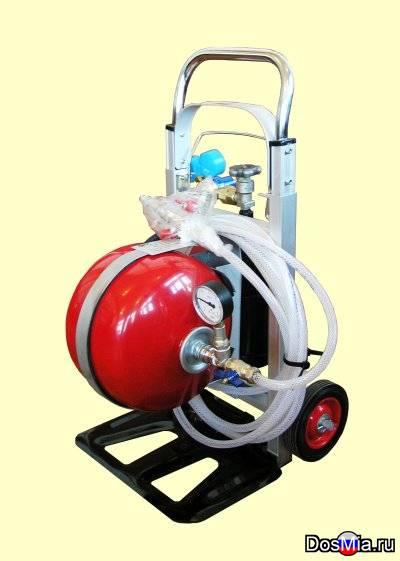 Устройства доливки вводов дегазированным маслом ПДВ-8 У1, ПДВ-12 У1.