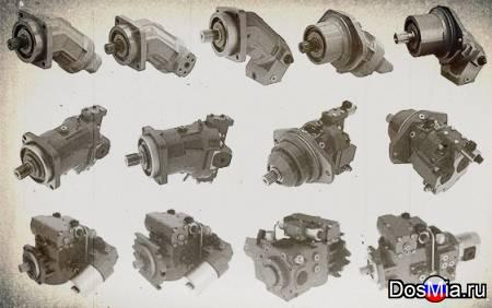 Гидромоторы, гидронасосы 310 серии.