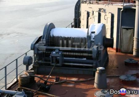 Палубные механизмы, обслуживание и ремонт.