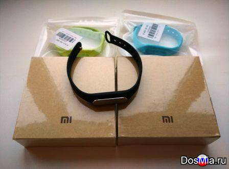Фитнес браслеты Xiaomi Mi Band 1s