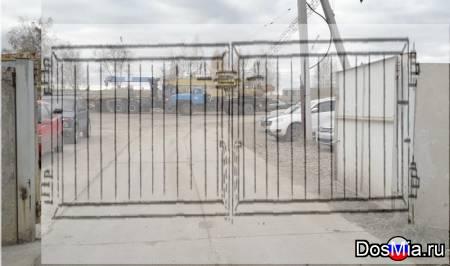 Ворота ВМС, серия 3.017-3.