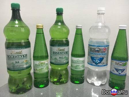 Продам воду минеральную, лимонад, квас.