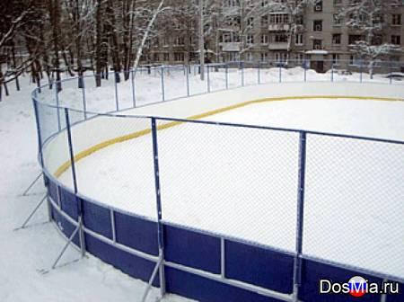 Продам хоккейную коробку от производителя