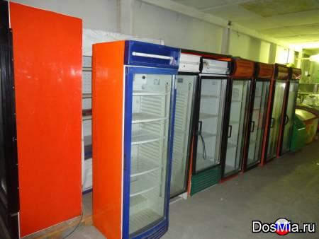 Шкаф холодильный, новый и б/у, гарантия.