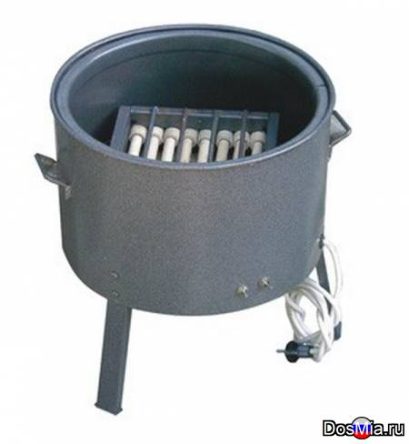 Электроказан для плова ПГС-029М