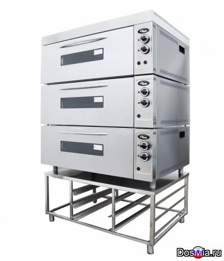 Печь для выпечки, жарочно-пекарский шкаф гриль мастер