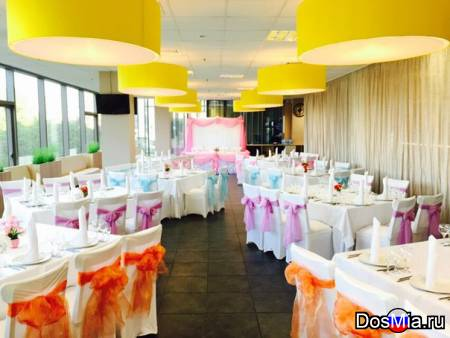 Банкетный зал на свадьбу, корпоратив, юбилей.