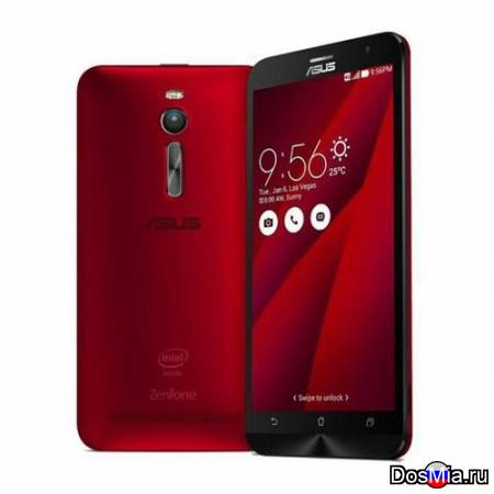 Asus Zenfone 2 16Gb (ZE551ML) красный