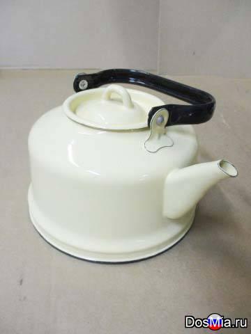 Чайник эмалированный 3 л.