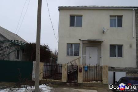 Продам 2-х этажный дом в п. Витязево, Анапский район.