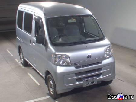 Грузопассажирский микроавтобус Toyota Pixis VAN серебристый без пробега РФ