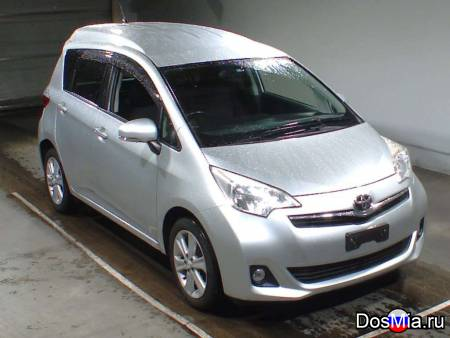 Авто для пассажира колясочника минивэн Toyota Ractis, 2012 г., 140000 км.