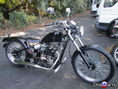 Мотоцикл чоппер круизер Honda Heist без пробега РФ