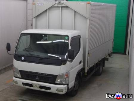 Грузовик фургон бабочка Mitsubishi Canter грузоподъемность 3 т.