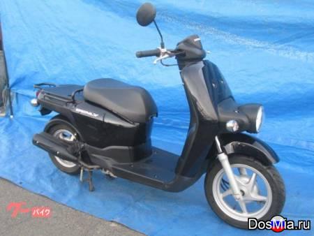 Скутер Honda Benly 50, рама AA03, г. в. 2012, задний багажник.