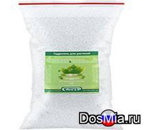 Гидрогель - влагоудерживающая добавка в почву