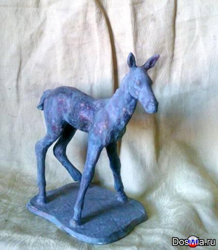 Изготовление скульптур из гипса, латуни, бетона и бронзы во Владикавказе.