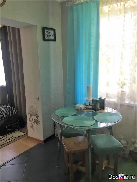 Продам 1-комнатную очень светлую квартиру-студию