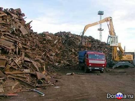Металлолом. Прием и вывоз черного лома от 1-ой тонны. Демонтаж.